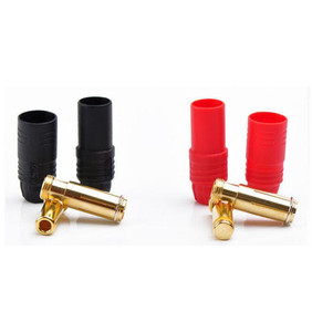 Image 3 - 5sets Amass AS150 Connector plugs Anti Spark Gold Bullet 7mm Connector Male Female Bullet Connectors Plugs for RC battery 20%off