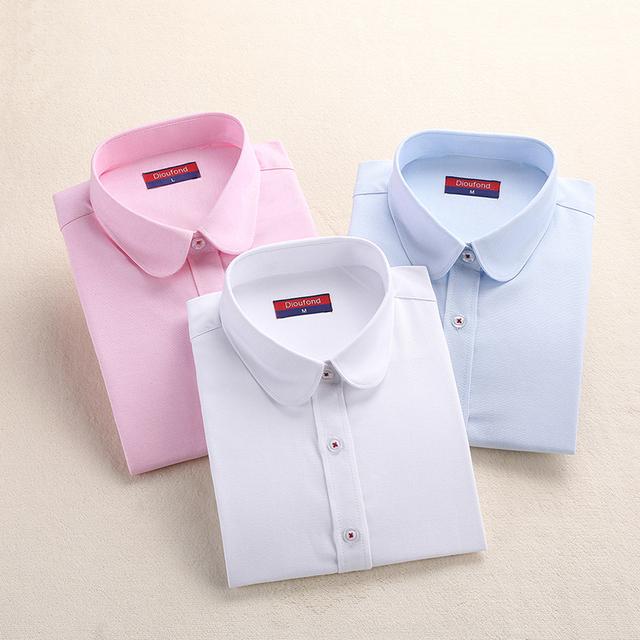 Women's Fashion Cotton Blouse