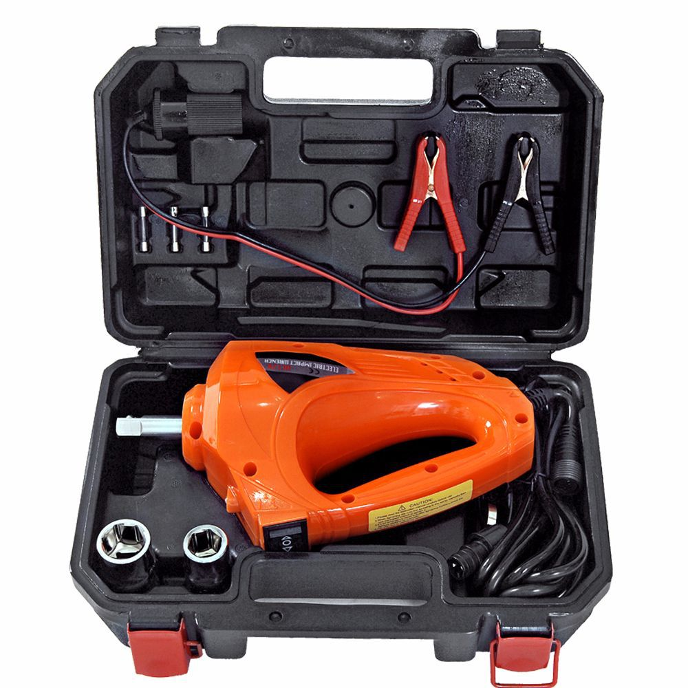 цена на Electric Air Impact Wrench, 480N.M 12 Volt Impact Driver Electric Tire Wrench