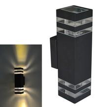 Современный открытый настенные светильники/открытый настенный светильник/LED Крыльцо Огни/водонепроницаемый IP65 лампы, 10 шт. за лот