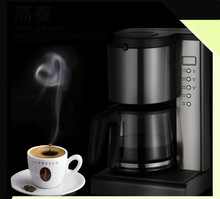 Cafe American Electronic home commercial automatic coffee machine Drip Coffee Maker