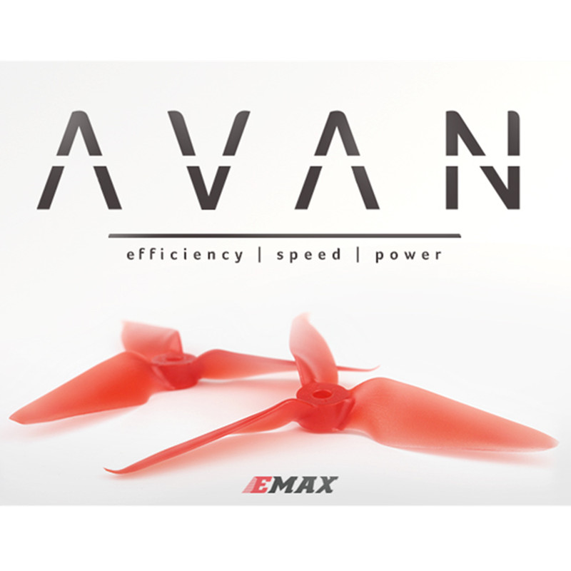 New Original EMAX AVAN S5.75 R5.65 2 3 blade Propellers 10CW+10CCW Propellers For RS2306 QAV250 210 каталог big