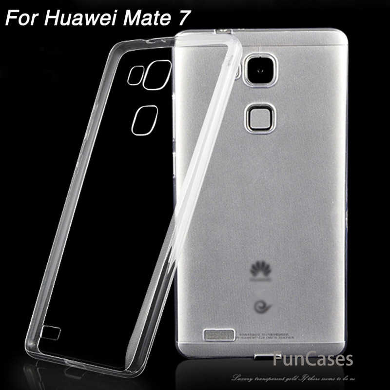 Ultra Thin Soft TPU Transparent Case For Huawei Nova 2s Lite 2 2plus 2i Mate S 7 8 9 10 pro Clear Silicon Back Cover Phone shell