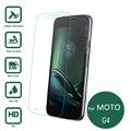 Para motorola moto g4 película protectora protector de pantalla de cristal templado 9 h 2.5 de seguridad en g 4 más el cuarto xt1625 xt1644