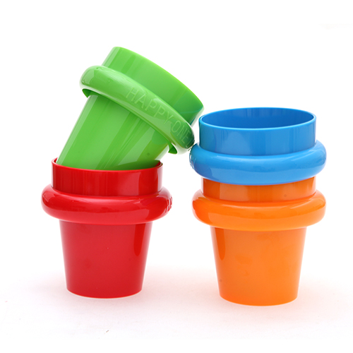 Home coloful water bottle 300ml 9 9 9CM in Water Bottles from Home Garden
