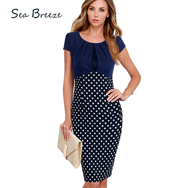 Sea Breeze Brand High Quality Summer New Temperament Women