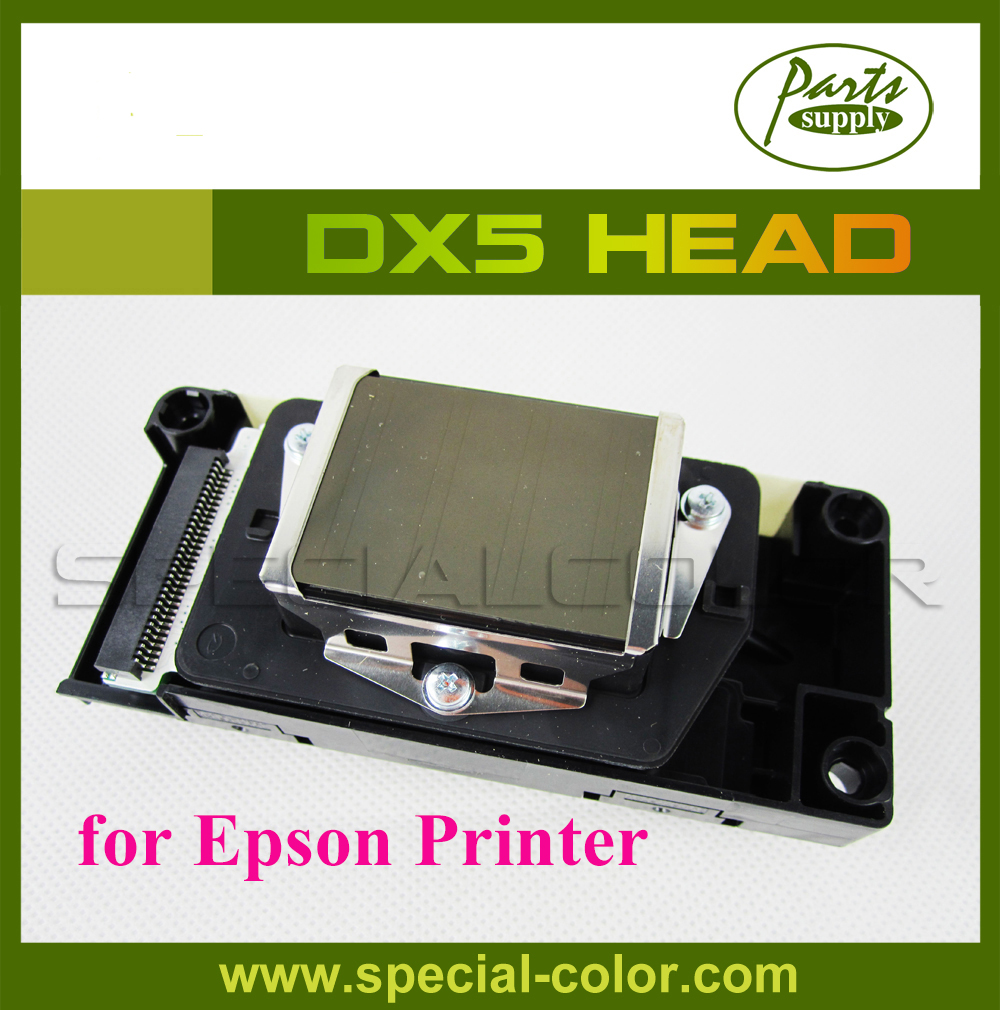 F160000 DX5 Waterbased Printhead for Epson 4800 / 7400 / 7800 / 9400 / 9800 Unlocked for thinkpad x1 carbon led lcd laptop screen b140xtn02 5 1366x768 lvds 40pin original new
