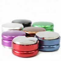 Tamper 58/51mm Stainless Steel Espresso Coffee Leveler Dosing Ring Box Knock Accessories Barista Kitchen Tools