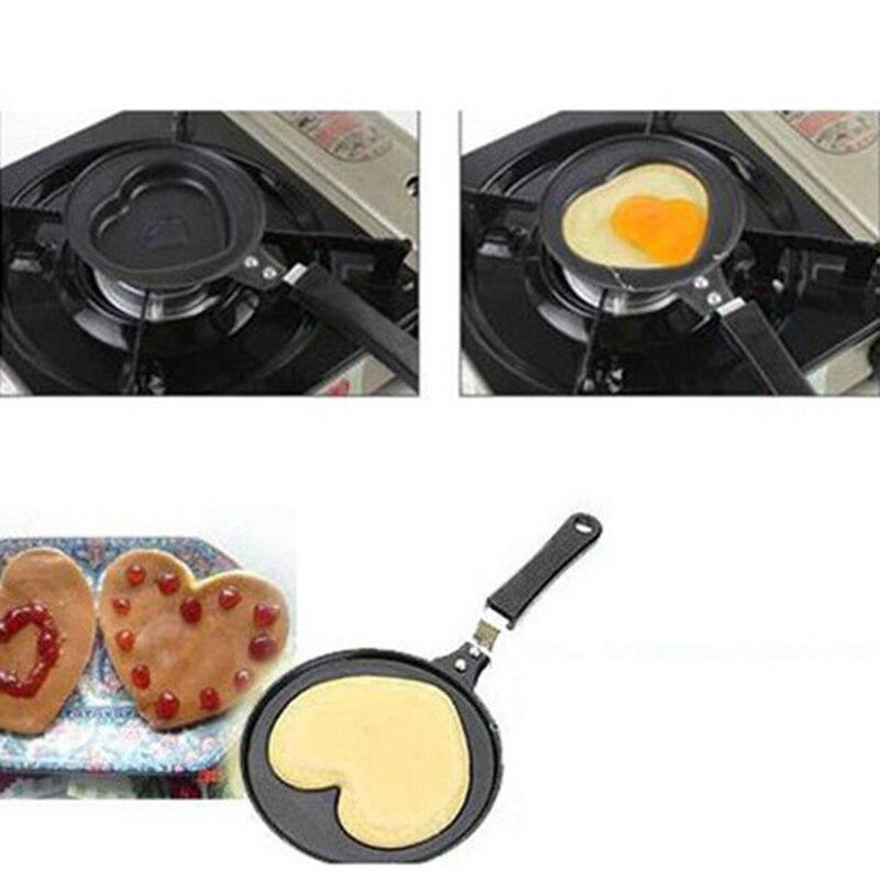 1 шт. Здоровая пища, антипригарное сковорода из нержавеющей стали/маленький размер Diy аксессуары для кухни