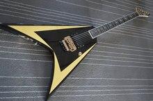 In 2017 China neue gitarre, e-gitarre, gitarre flying V, guitarra guitars kostenloser versand