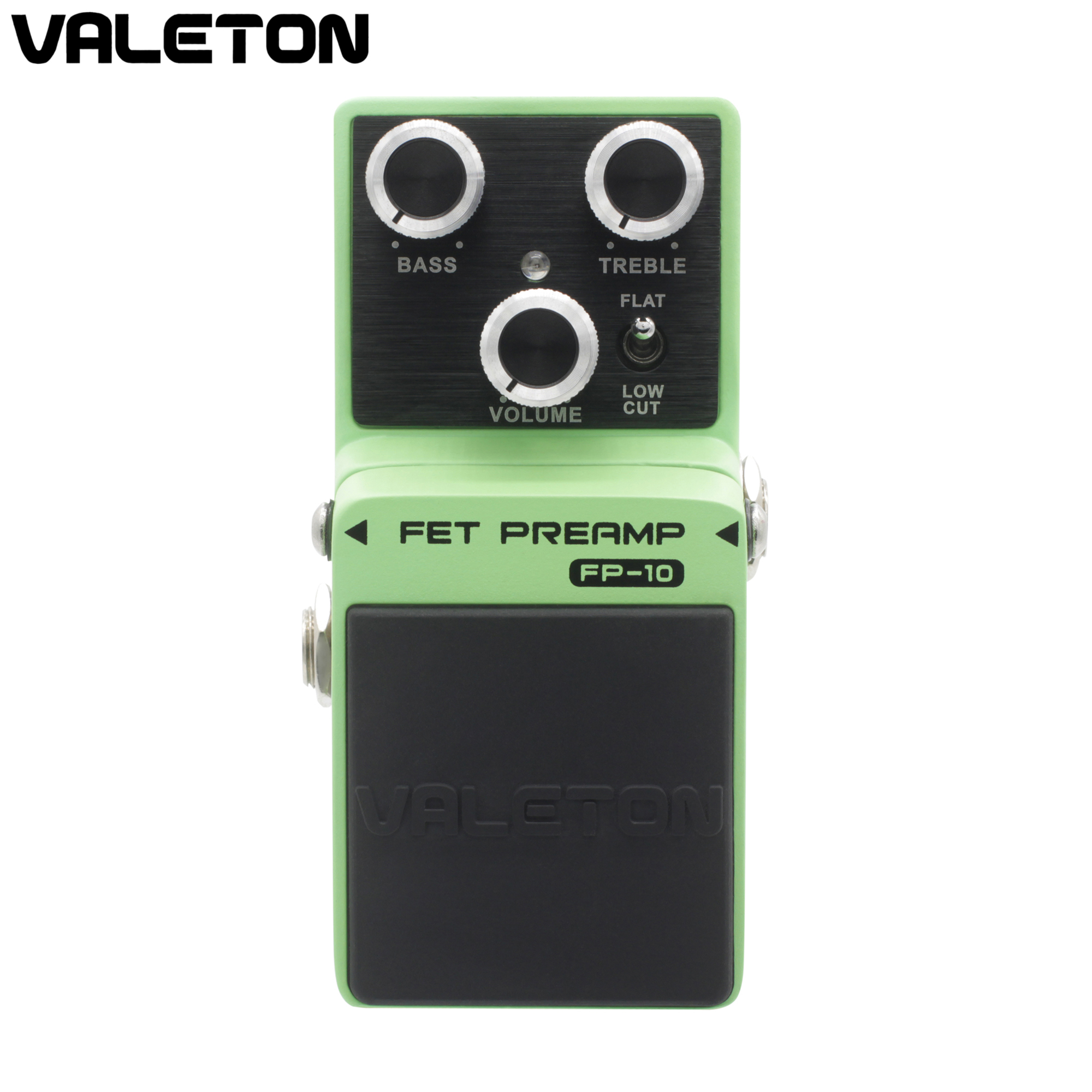 Valeton FET Preamp Guitar Pedal Effect Pedal Buffer Bypass Easy-to-use Low Noise Level FP-10 valeton fet preamp pedal effect guitar effect fp 10