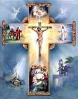 5D Сделай Сам алмаз живопись религия христианский крест Иисуса Христа thecross стежка полный Алмазная вышивка