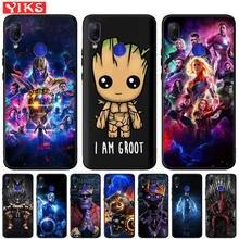 Cute Groot Marvel Avengers Hero Case For Xiaomi