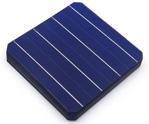 Image 4 - 40 Pcs 5 celle solari monocristalline 156*156mm per il pannello solare Mono fotovoltaico di DIY