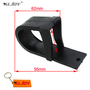 XLJOY Swingarm Rubber Chain Slider For 50cc 70cc 90cc 110cc 125cc Dirt Pit Bikes(China)