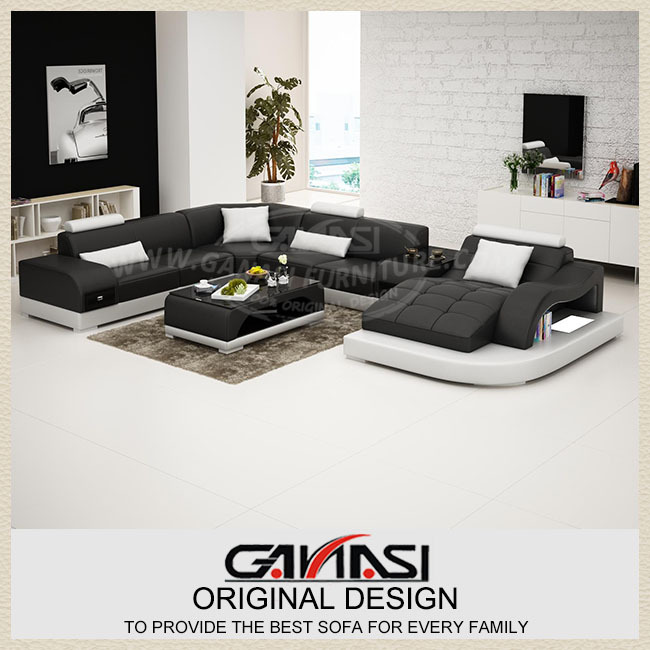 moderne canap salon fabrique beaucoup mieux que pu sofa - Salon Canape Moderne