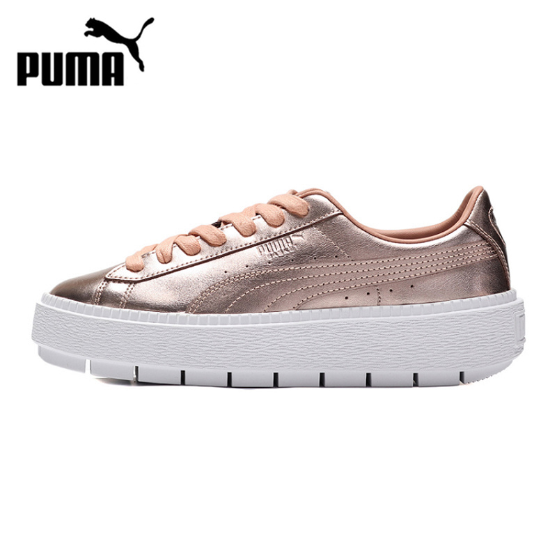 Original New Arrival  PUMA Women's Classic Skateboarding Shoes Sneakers
