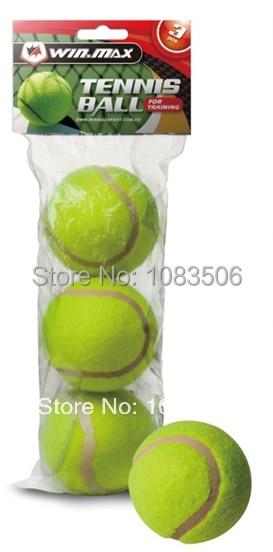 Free Shjpping 3 PCS /bag International Tennis Ball Federation Approved Training Tennis Ball