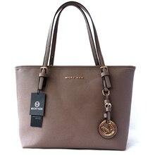 2017 mode Retro Vintage Designer Marke Weiblichen Echtem Leder Schulter Messenger Bag Handtasche Einkaufstasche für Damen Frauen