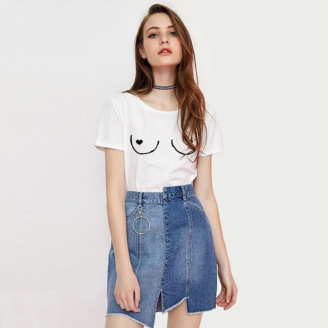 Camiseta Tits