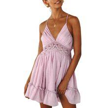 c648ce18694d5 Lace Frill Dress Promotion-Shop for Promotional Lace Frill Dress on ...