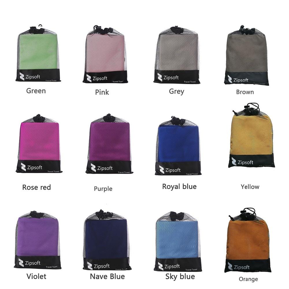 Zipsoft Пляжний рушник Microfiber Подорожі - Домашній текстиль - фото 4