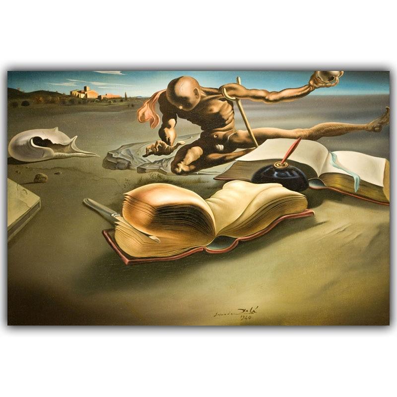 Surrealism Dali Promotion-Shop for Promotional Surrealism Dali on ...