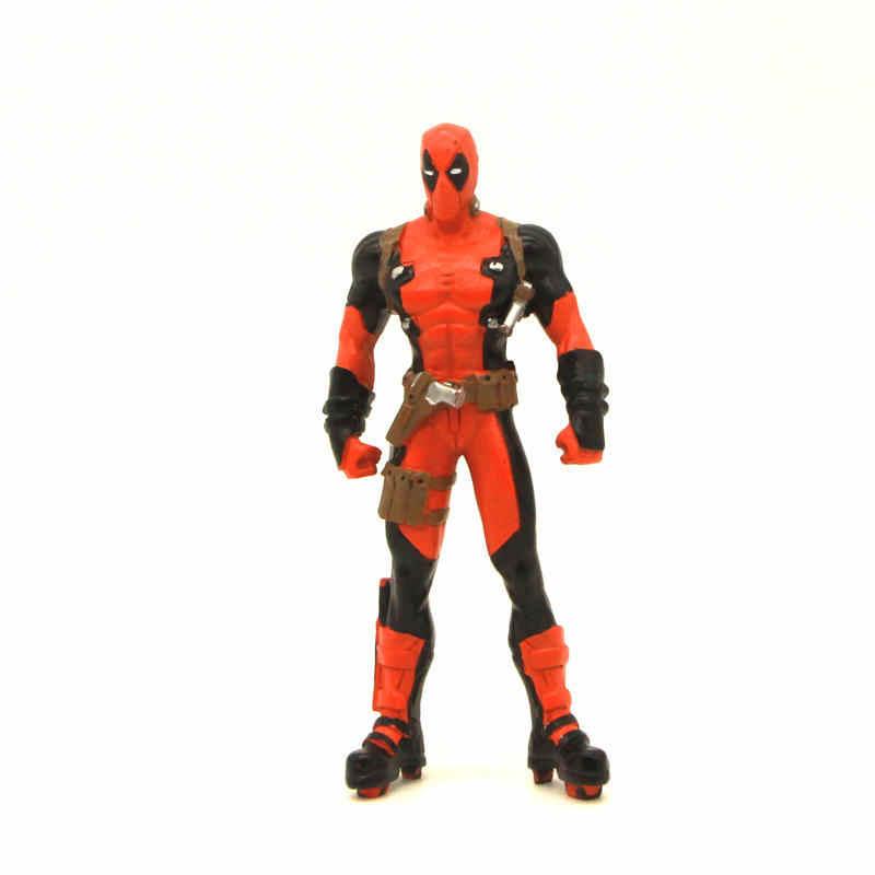Deadpool สามารถย้าย Deadpool Avengers ของเล่นตกแต่งบทความทำชุด