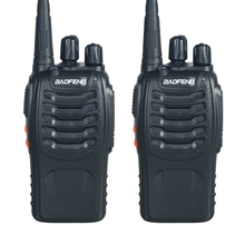 BaoFeng Bf-888S 2PCS Two Way Radio UHF Transceiver With Cb Radio Digital Walkie Talkie