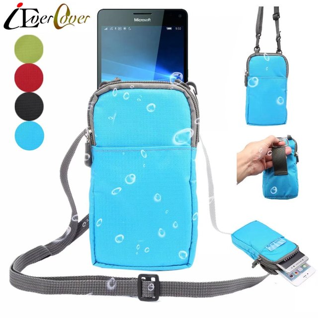 release date: 8a10f 05ef1 US $3.98 |Waterproof Nylon Pouch Case for Microsoft Lumia 950 XL / 950 Dual  SIM 650 640 / 640 XL 550 540 535 532 435 430 Phone Wallet Bag-in Phone ...