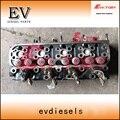 UD двигатель грузовика rebuild ED33 головка цилиндра в сборе