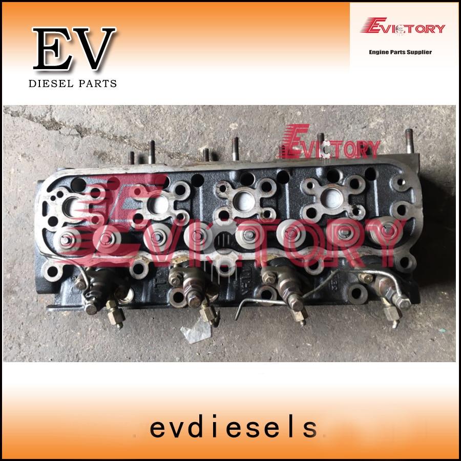UD Vrachtwagen motor rebuild ED33 CILINDERKOP ASSY