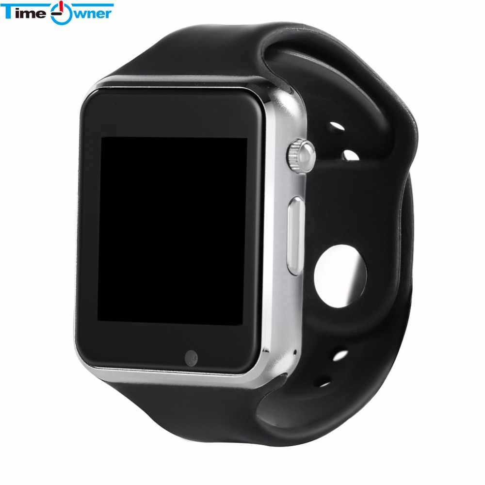 159cdf364a7 Detail Feedback Questions about Bluetooth Smart Watch Pedometer Sleep  Monitor Support SIM TF Card with Camera Smartwatch for Android Phone  Wearable Devices ...