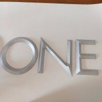 3d Custom Stainless Steel Metal 3D Sign Channel Letter