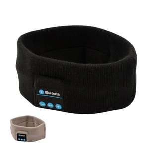 Image 4 - Tiandirenhe Wireless Bluetooth Sleep Headphone Headband Hat Soft Warm Sports Smart Cap Smart Speaker Stereo Headset with Mic