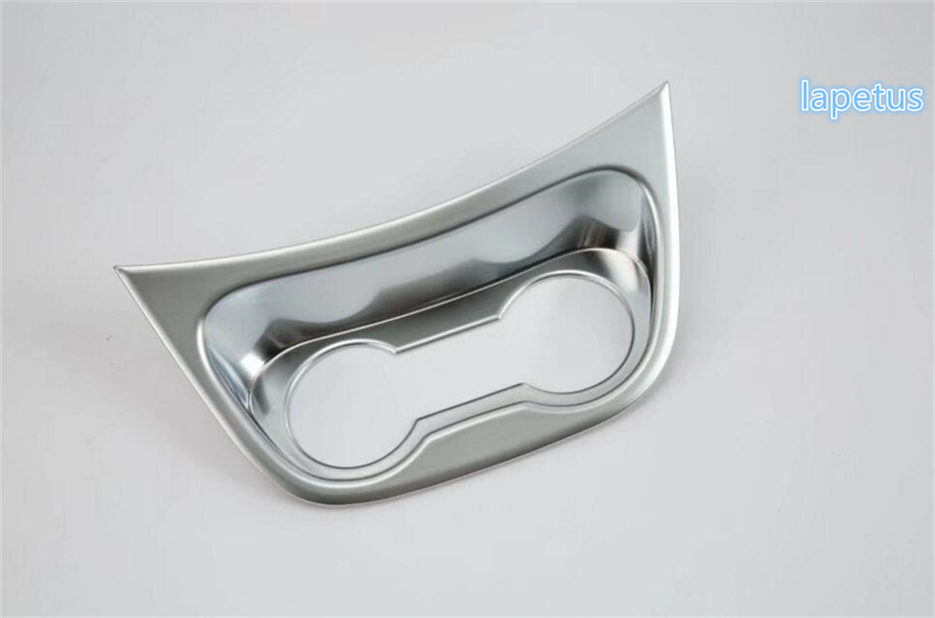 Lapetus For Mercedes Benz Vito W447 2014 2015 2016 2017 ABS Chrome Matte Front Water Cup