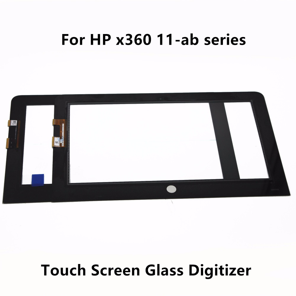 11.6 Touch Screen Glass Panel Digitizer For HPx360-11-ab series ab001ur ab002nf ab003ur ab004nx ab006tu ab009ur ab009tu ab002ur