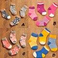 Детские носки зима детские носки девочки новорожденных носки принцесса праздничные подарки на день рождения для девочек-младенцев мода 0 - 6, 6 - 12,12 - 36 месяцев