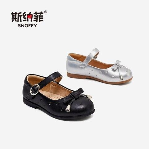 2019 outono meninas sapatos de couro coracao