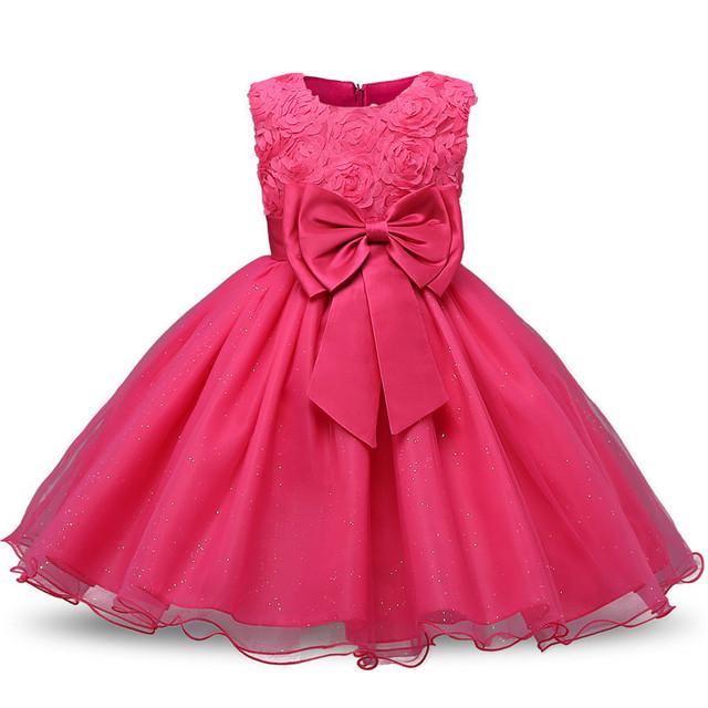 1-5 Years Birthday Toddler Girl Baptism Dress Christmas Costumes Sequin Baby Princess Vestido Kids Gift Christening Wear Dresses