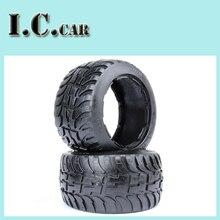 baja 5B rear on road tyres for 1 5 HPI Baja 5B Parts Rovan KM