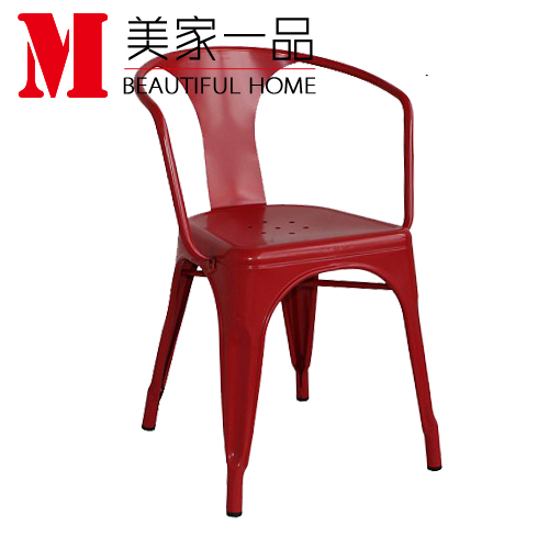 European Style Dining Chair Restaurant Chairs Child Leisure Metal Chair  Fashion Chair IKEA Furniture Industry To Do The Old Iron On Aliexpress.com  | Alibaba ...