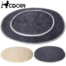 [COOBY] Large Dog Bed Big Size Pet Bed Mat Cushion for Large Small Dog Cat Bed Cover Solid Pet Mat Products Beds S-XXL COO006