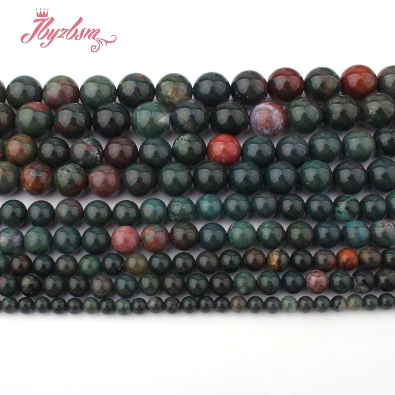 Natural Stone Beads Map Jaspers Round Beads For Jewerly Making Bracelet Necklace Accessories 4 6 8 10 12mm Wholesale Bijoux Various Styles Beads & Jewelry Making Beads