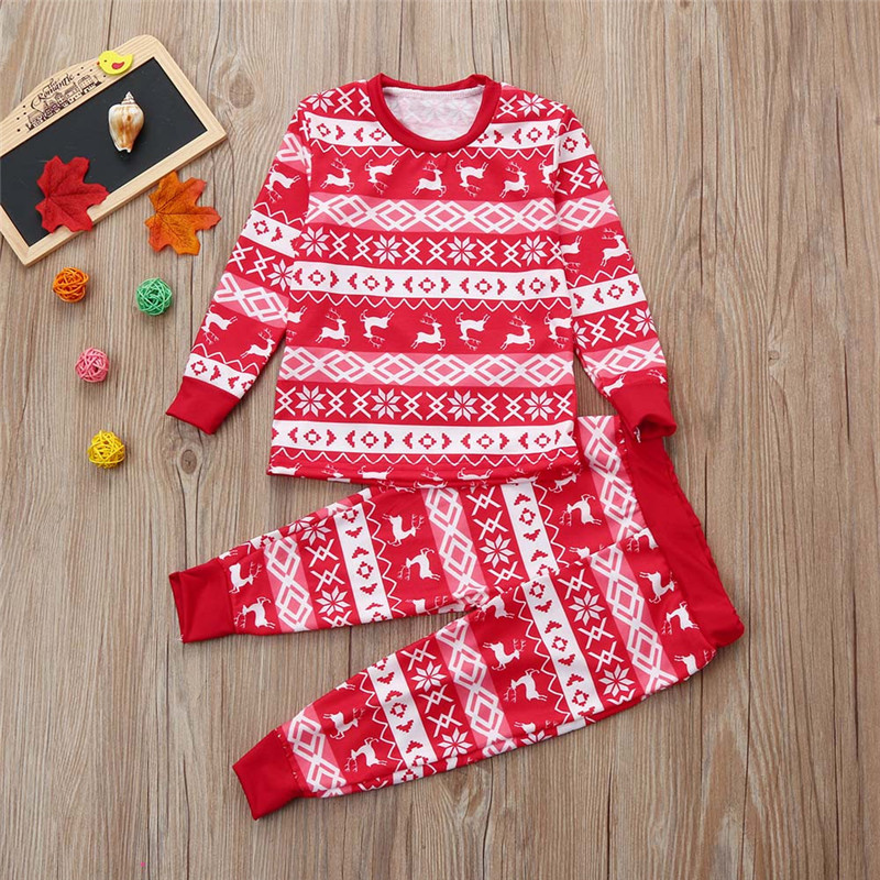 985e74d8eb Christmas-Home-Clothes-Sets-Deer-Pajamas-Long-Sleeve-Xmas-Christmas-O-Neck -T-Shirt-252BTop-Pants.jpg