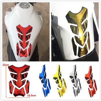 new Motorcycle Fuel Oil Tank Pad Decal rubber Cover Sticker For HONDA CR80R 85R CRF150R CR125R 250R CRF250R CRF250X CRF450X image