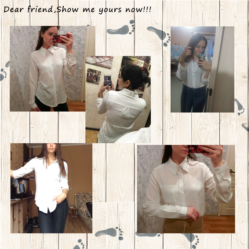 HTB1ghBmRFXXXXXLapXXq6xXFXXX7 - 2017 Autumn Solid Long Sleeve Pocket Shirt Women Casual