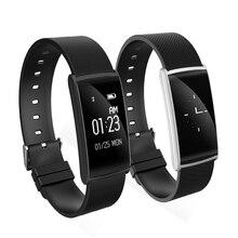 N108 Фитнес трекер Smart Браслет Heart Rate Мониторы Приборы для измерения артериального давления IP67 Водонепроницаемый умный браслет bluetooth часы Шагомер