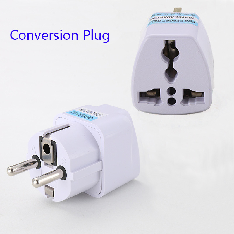 Universal Plug Adaptor Power Adapter Conversion Plug Travel Adaptor Three Pin Converter US/UK/EU/AU Plug