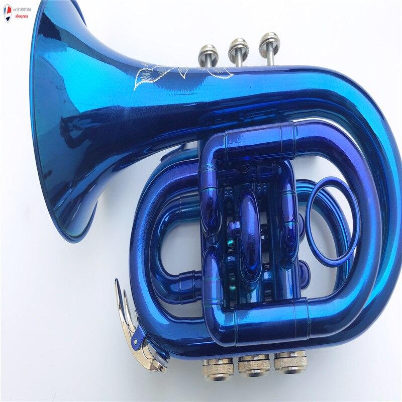 Νέο Bach Pocket Trumpet Blue Band Φοιτητής - Μουσικά όργανα - Φωτογραφία 4
